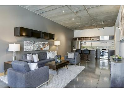 Hennepin County Condo/Townhouse For Sale: 345 6th Avenue N #301