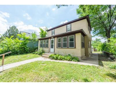 Minneapolis MN Single Family Home For Sale: $149,900