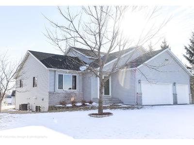 Sauk Rapids Single Family Home For Sale: 1841 Eastern Star Loop