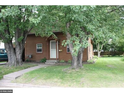 Pine City Single Family Home For Sale: 620 9th Street SW