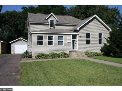 Pine City Single Family Home For Sale: 625 8th Street SW