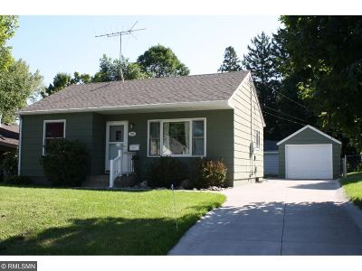 Pine City Single Family Home For Sale: 720 10th Street SW