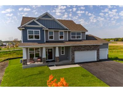 Blaine Single Family Home For Sale: 4376 123rd Circle NE