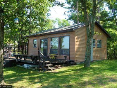Crosslake Single Family Home For Sale: 33114 Big Pine Drive