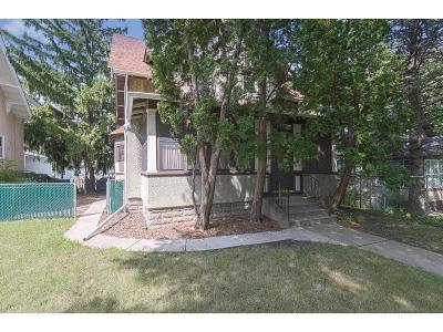 Minneapolis MN Single Family Home For Sale: $195,000