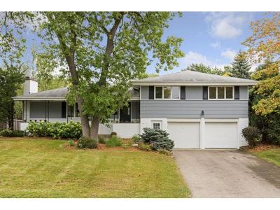 Edina Single Family Home For Sale: 7221 Oaklawn Avenue