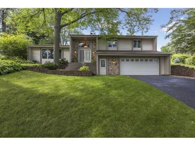 Golden Valley MN Single Family Home For Sale: $450,000