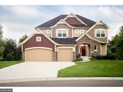 Brooklyn Park Single Family Home For Sale: 7707 Oxbow Creek Circle N