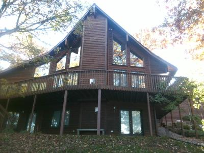 Crosslake Single Family Home For Sale: 38387 Moccasin Drive