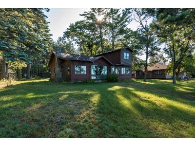 Single Family Home For Sale: 7148 Ojibwa Road