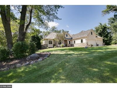 Andover Single Family Home For Sale: 17036 Waco Street NW