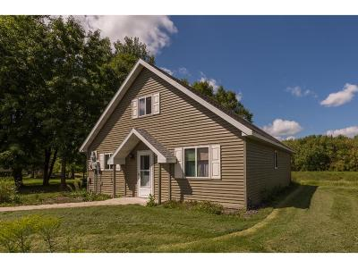 Pine City Single Family Home For Sale: 9509 Riverbed Rd