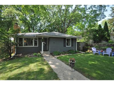 Edina MN Single Family Home For Sale: $409,900