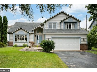 Plymouth Single Family Home For Sale: 3690 Urbandale Lane N