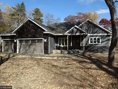 Brooklyn Park Single Family Home For Sale: 8454 Riverview Lane