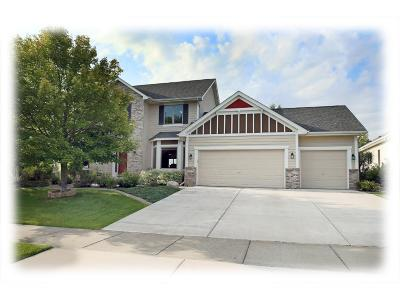 Maple Grove Single Family Home For Sale: 17217 79th Place N