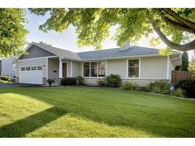 Edina Single Family Home For Sale: 5916 Grimes Avenue S