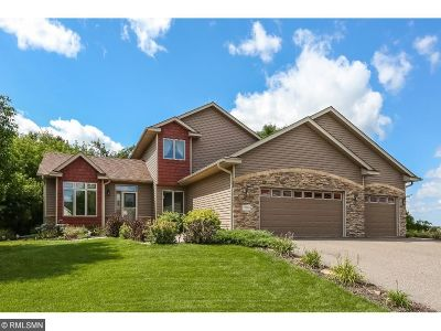 Lindstrom Single Family Home For Sale: 11981 N Meadow Curve