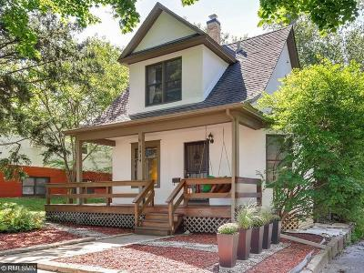 Minneapolis MN Single Family Home Contingent: $219,900