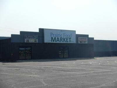 Long Prairie Commercial For Sale: 800 Commerce Road
