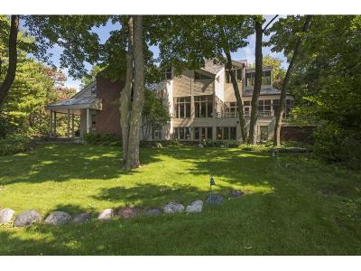 Deephaven MN Single Family Home For Sale: $3,200,000