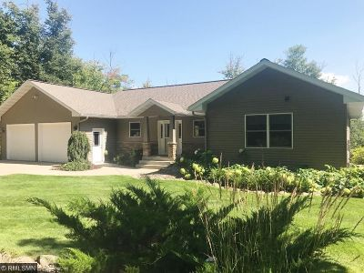 Aitkin Single Family Home For Sale: 31952 395th Place