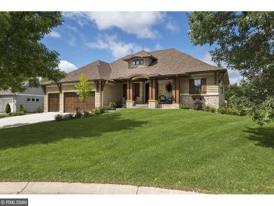 Chanhassen MN Single Family Home For Sale: $999,500