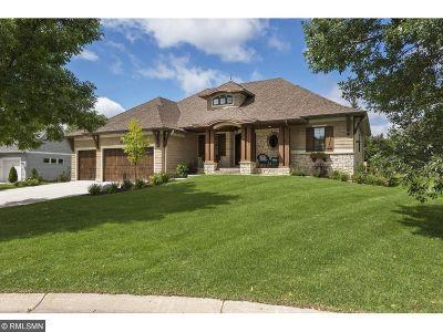 Single Family Home For Sale: 6412 Landings Court