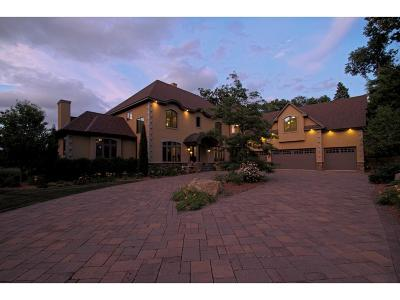 Edina Single Family Home For Sale: 6800 Indian Hills Road