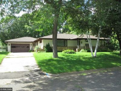 Pine City MN Single Family Home For Sale: $159,900