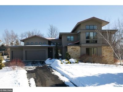 Chanhassen MN Single Family Home For Sale: $1,500,000