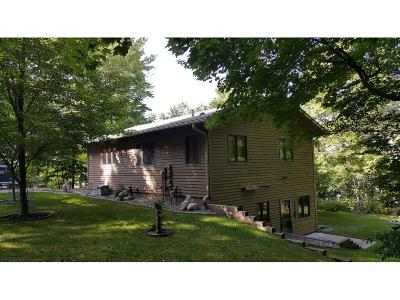 Pillager Single Family Home For Sale: 12361 Lower Sylvan Road SW
