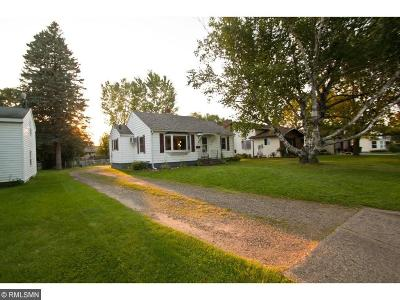Single Family Home Sale Pending: 725 10th Street SW
