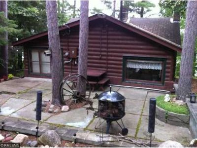 Crosslake Single Family Home For Sale: 11534 Manhattan Point Boulevard