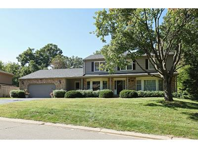 Edina Single Family Home For Sale: 6408 Cherokee Trail