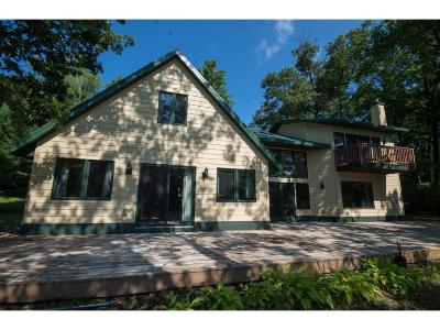 Menomonie Single Family Home For Sale: E5638 797th Ave