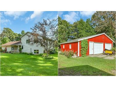 Sherburne County Single Family Home For Sale: 11949 87th Street