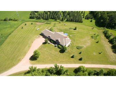 Independence Single Family Home For Sale: 2465 County Road 92 N