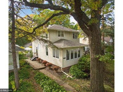 Minneapolis Single Family Home For Sale: 2634 W River Parkway