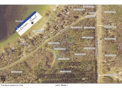 Merrifield Residential Lots & Land For Sale: Lot 7 Mission Park Drive