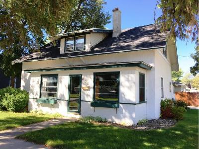Sauk Centre Single Family Home For Sale: 402 Maple Street