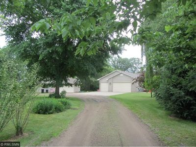 Sherburne County Single Family Home For Sale: 14021 305th Avenue NW
