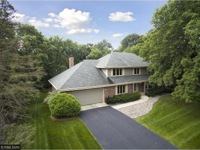 Plymouth Single Family Home For Sale: 2615 Jewel Lane