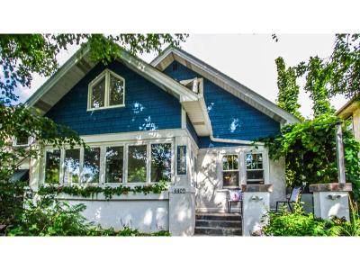 Minneapolis Single Family Home For Sale: 4405 Garfield Avenue