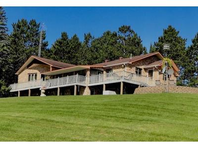 Itasca County Single Family Home For Sale: 37167 N Bass Lake Road