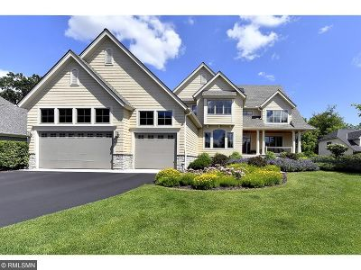 Plymouth Single Family Home For Sale: 30 Orchid Lane N