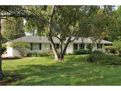New Brighton Single Family Home For Sale: 760 Forest Dale Road