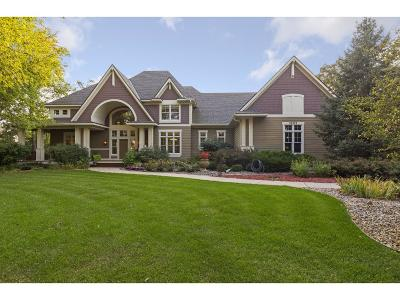 Lakeville Single Family Home For Sale: 23372 Woodland Ridge Drive