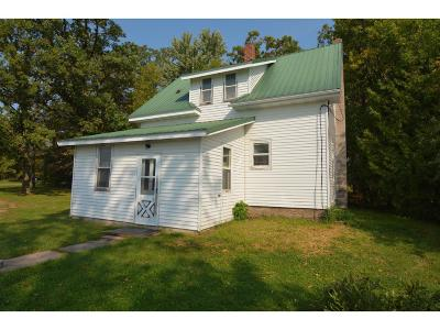 Mille Lacs County Single Family Home For Sale: 15083 300th Street