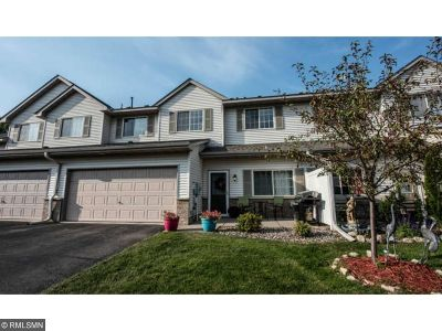 Lakeville Condo/Townhouse For Sale: 16770 Embers Avenue #2306
